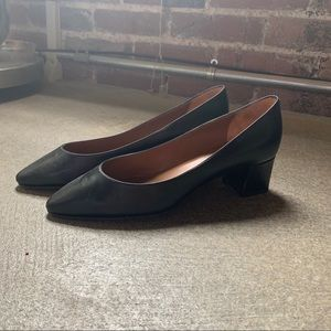 Aquatalia Black Pasha pumps - GREAT condition